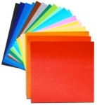 Yasutomo Fold'Ems Origami Paper - Assorted Solid Colors # 4257