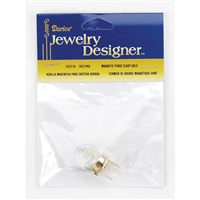 Magnetic Purse Clasp - Gold