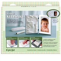 Sculpey Keepsake Clay and Frame Set