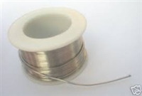 Hawk Solder 93% Tin, 7% Lead 1.5mm Diameter