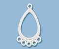 Sterling Silver Chandelier Pendant - Style 14