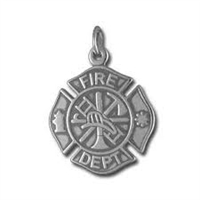 Fire Department Medallion