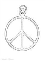 Peace Sign - Thin