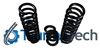 <h3>Rear Suspension Air Bag to Coil Spring Conversion Kit 4WD</h3>