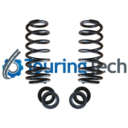 <h3>Rear Suspension Air Bag to Coil Spring Conversion Kit 2WD</h3>