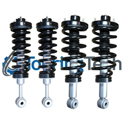 <h3>Air Bag to Coil Spring Conversion Front + Rear</h3>