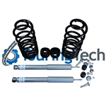 <h3>Air Spring to Coil Spring Conversion w/ Shocks</h3>