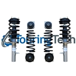 Air Spring to Coil Spring Suspension Conversion