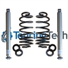 <h3>Rear Suspension Air Bag to Coil Spring Conversion Kit + Shocks</h3>