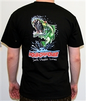 Roboworm,roboworm,robo worm,T-shirts,robowormT-shirt,roboworm apparel,bass fishing apparel