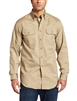 FRS160 Carhartt Button Work Shirt - Khaki