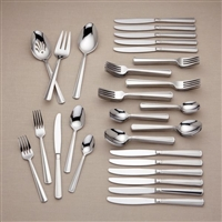 Belcourt 75-piece Stainless Flatware Set by Gorham®
