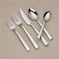 Continental Dining 5-piece Stainless Flatware Place Setting by Lenox