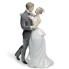 Lladro Lovers' Waltz