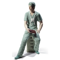 Lladro Surgeon