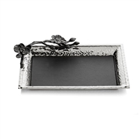 Black Orchid Vanity Tray