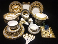 Dinnerware set for 6 persons