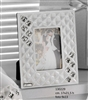 Vogue Line Picture Frame w. Swarovski Crystals Italy