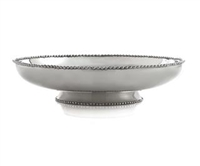 Molten Footed Platter Large