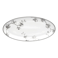 BLACK ORCHID SERVING PLATTER