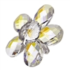Crystal Star Shaped Argento Guardian Angels Icon