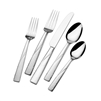 Flatware set, stainless steel,  mikasa, 20-piece