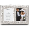 Opal Innocence Silverplated Double Invitation Frame by Lenox