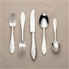 Butterfly Meadow® 5-piece Stainless Flatware Place Setting by Lenox