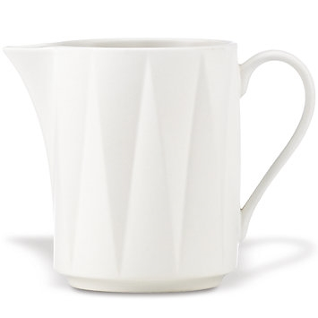 kate spade new york Castle Peak Cream Creamer by Lenox