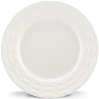 "kate spade new york Castle Peak Cream 11"" Dinner Plate by Lenox"