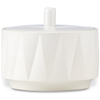 kate spade new york Castle Peak Cream Sugar Bowl by Lenox