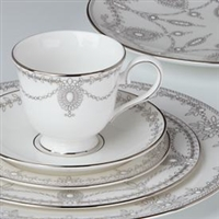 Marchesa Empire Pearl 5-piece Place Setting by Lenox