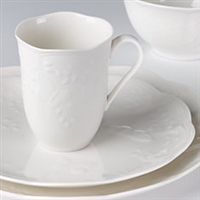 Butterfly Meadow® Cloud 4-piece Place Setting by Lenox