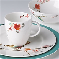 Simply Fine Lenox® Chirp 4-piece Place Setting Buy 1 Get 1