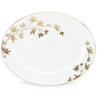 "kate spade new york Oliver Park 13"" Oval Platter by Lenox"