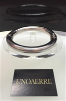 UNOAERRE by UNOAERRE18kt White Gold Plated Bangle Bracelet