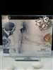 Photo Frame w. Swarovski Crystal Broach