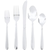Sterlingcraft® High-Quality, Stainless Steel 72pc Flatware and Hostess Set