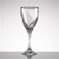 Debut® Platinum Crystal Wine Glass by Lenox