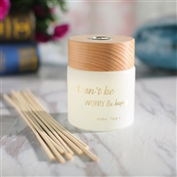 PHRASES DIFFUSER WHITE - WHITE TEA