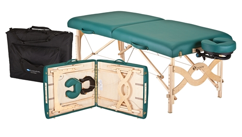 massage portable thick equipments great carry case professional table facial for extra p w tattoo cushion deluxe bed angel with therapist home wide spa