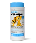 Jumbo Eye Wipes (80ct)