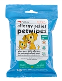 Allergy Relief Petwipes (15ct)