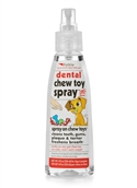 Dental Chew Toy Spray (4oz)