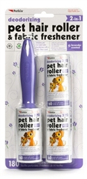 Pet Hair Roller & Fabric Freshener - 180ct Lavender