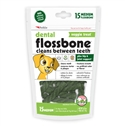 Dental Flossbone - Veggie - 15ct