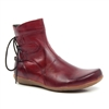 Jafa 126 Ankle Boot Red