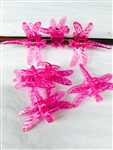Dragonfly Orchid Clips