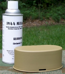 German WWII Gelbbraun (Ordinance Tan) Spray Paint