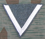 Reproduction Heer Gefreiter Sleeve Rank Insignia